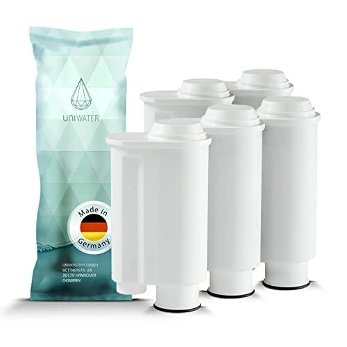 5 Wasserfilter Patronen passend für Saeco Ph...