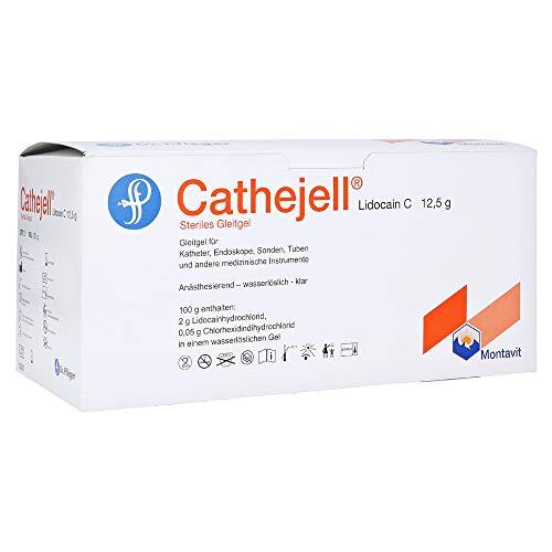 CATHEJELL Lidocain C steriles Gleitgel ZHS 12...