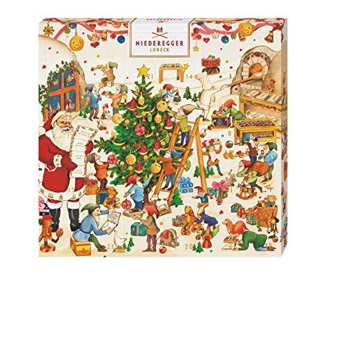 Niederegger Adventskalender Mini Klassiker, 1...
