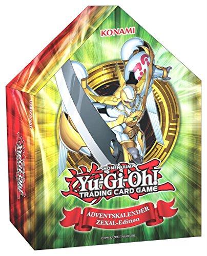 Konami YGO-AdvK2014 - Yu-Gi-Oh, Zexal Advents...