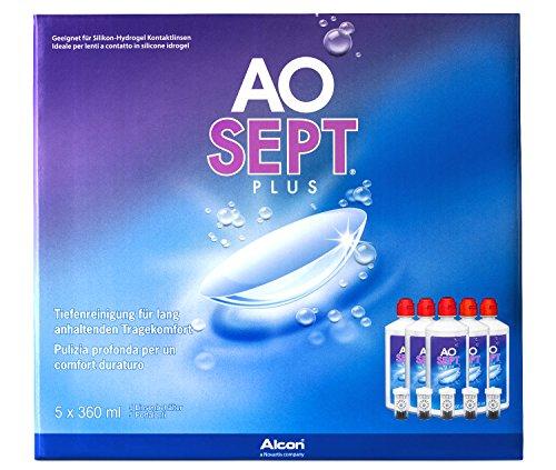Aosept Plus Kontaktlinsen-Pflegemittel, Sparp...