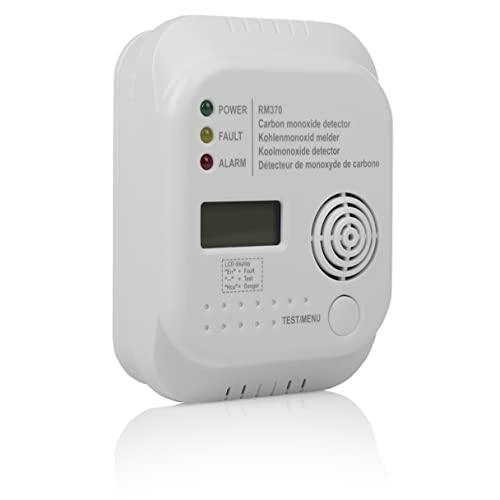 Smartwares RM370 Kohlenmonoxid CO Melder mit ...