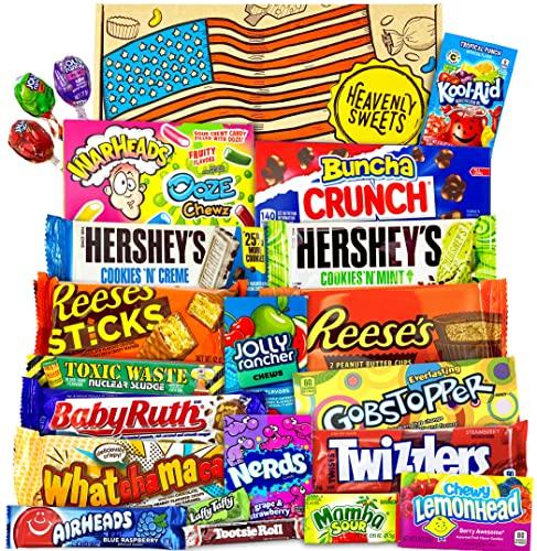 Großer Amerikanische Süßigkeiten Geschenkk...