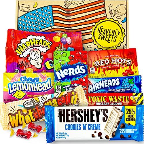 Kleiner Amerikanische Süßigkeiten Geschenkk...