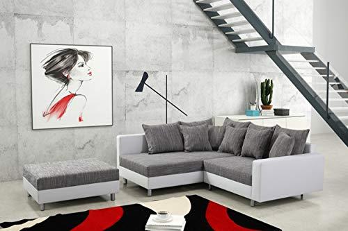 Küchen-Preisbombe Modernes Sofa Couch Ecksof...