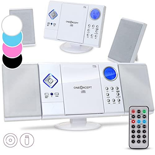 OneConcept V-12 - Stereoanlage, Kompaktanlage...