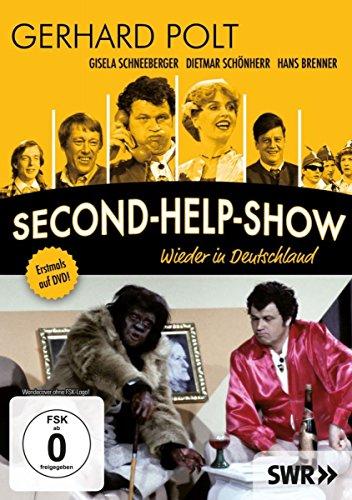 Gerhard Polt - Second Help Show - Wieder in D...
