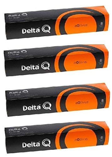 Delta Q Activus Kapseln 40 Stück