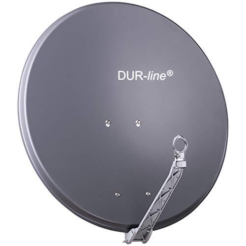 DUR-line Select 75cm x 80cm Alu Satelliten-Sc...