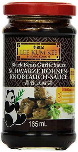 Lee Kum Kee Schwarze Bohnen Knoblauch Sauce (...