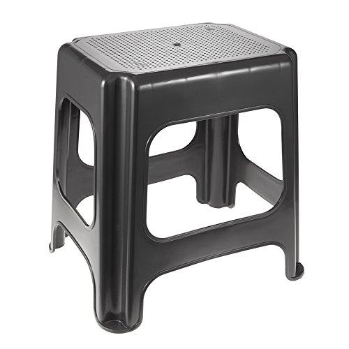 keeeper Maxi-Hocker, Stabiler Kunststoff (PP)...