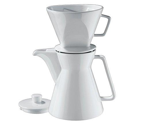 Cilio Kaffeekanne Vienna 1L inklusiv Filter G...