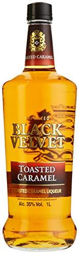 Black Velvet Toasted Caramel Liqueur Whisky (...