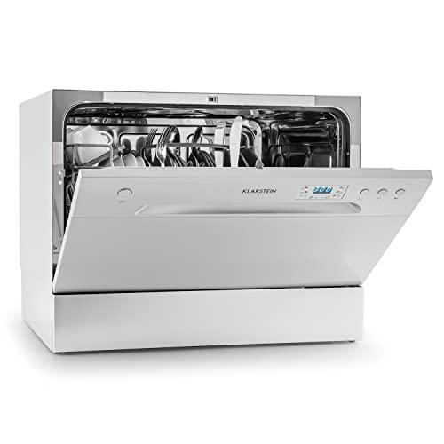 Klarstein Amazonia 6 Spülmaschine Tischgesch...