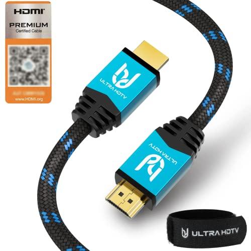 Ultra HDTV 4K HDMI Kabel - 2 Meter, 18 GBit/s...