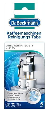 Dr. Beckmann Kaffeemaschinen Reinigungs-Tabs ...