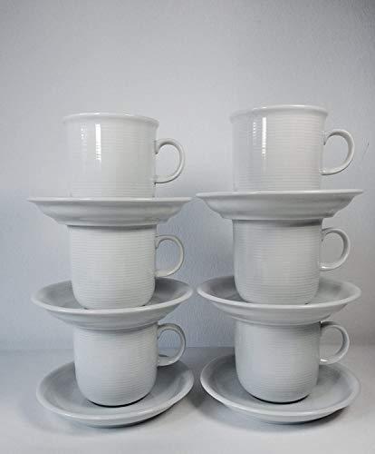 Thomas Rosenthal Trend Weiss Kaffeebecher Set...