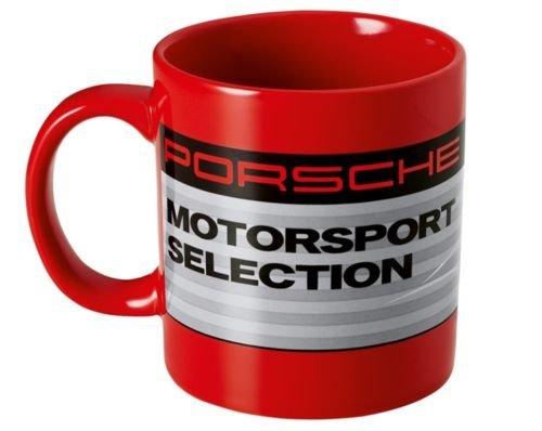 Porsche Motorsport Selection Tasse rot , 2er ...
