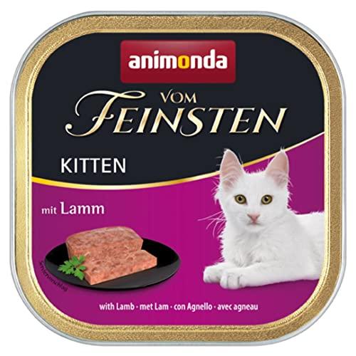 animonda Vom Feinsten Kitten, Nassfutter für...