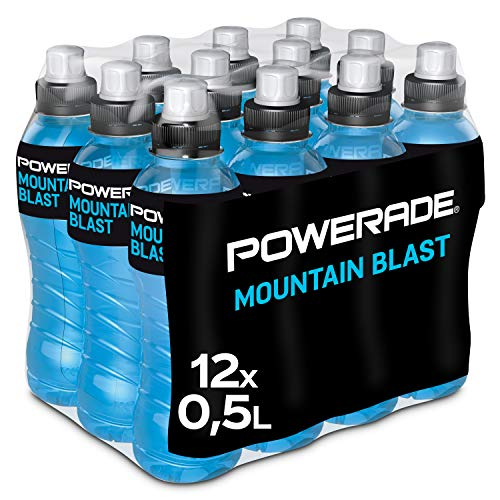 Powerade Sports Mountain Blast, Iso Drink mit...