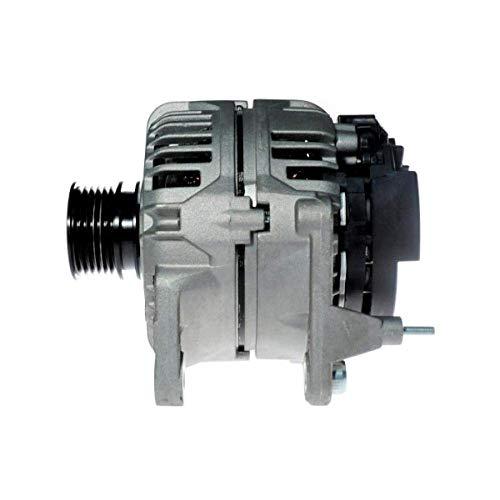 HELLA 8EL 011 710-481 Generator, 14V / 90A, K...