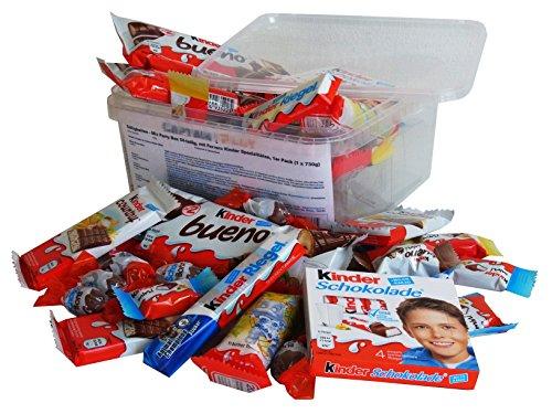 Süßigkeiten – Mix Party Box mit Ferrero K...