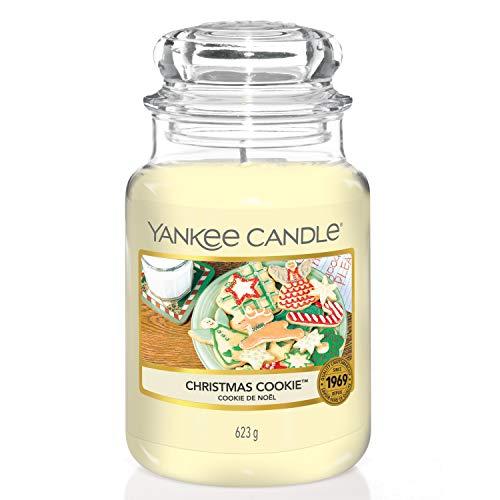 Yankee Candle Duftkerze im großen Jar, Chris...