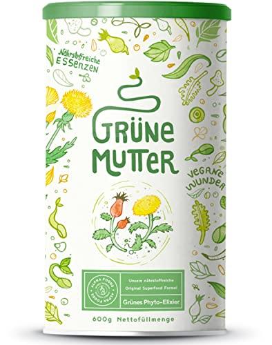 Grüne Mutter | Smoothie Pulver | Das Origina...