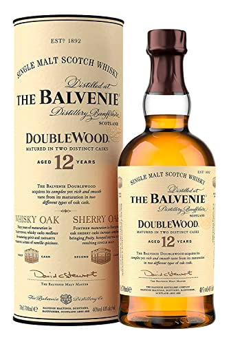 The Balvenie Doublewood Single Malt Scotch Wh...