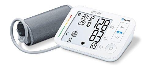 Sanitas SBM 37 Oberarm-Blutdruckmessgerät, o...