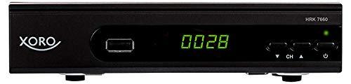 Xoro HRK 7660 HD Receiver für digitales Kabe...