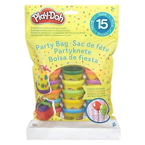 Hasbro Play-Doh 18367EU4 - Partyknete mit Sti...