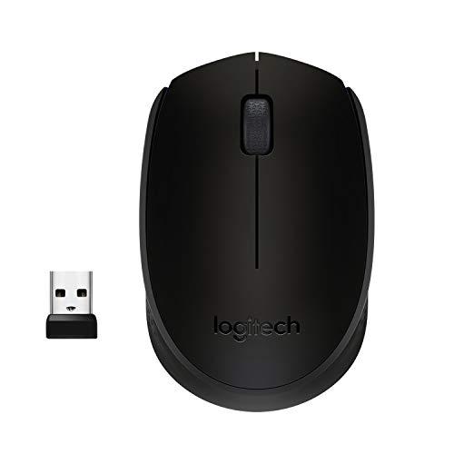 Logitech M171 Kabellose Maus, 2.4 GHz Verbind...