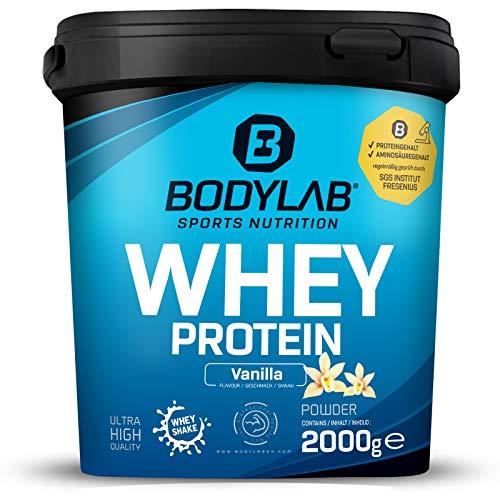 Bodylab24 Whey Protein 2kg / Eiweißpulver, P...