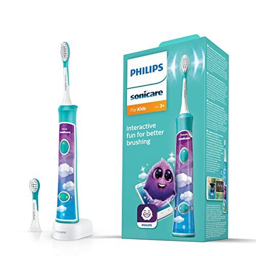 Philips Sonicare For Kids Elektrische Zahnbü...