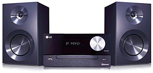 LG CM2460 Mini Hifi Anlage mit Stereo Lautspr...