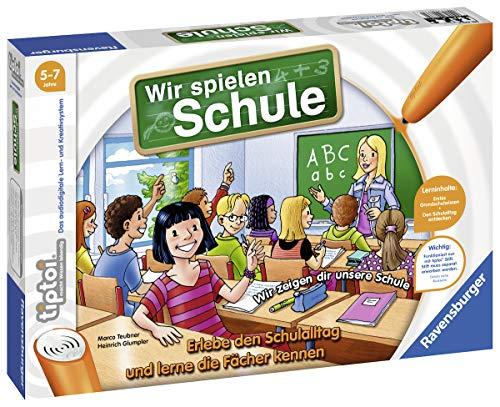 Ravensburger tiptoi Wir spielen Schule Spiel,...