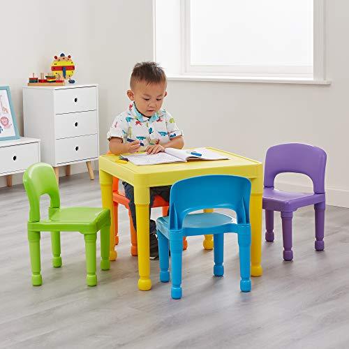 Liberty House Toys Kinder Tisch und 4Stühl...