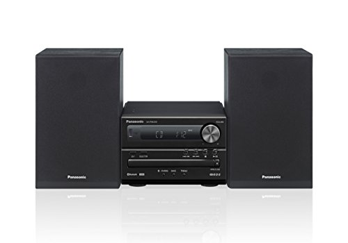 Panasonic SC-PM250EG-K Micro-mit HiFi-System ...