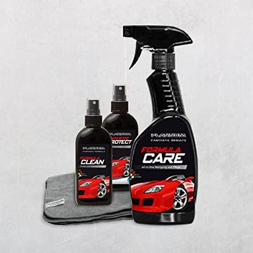 Platinum Fantastic Results - Autopflegeset in...