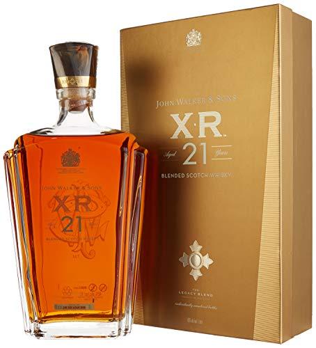 Johnnie Walker XR 21YO Blended Whisky (1 x 1 ...