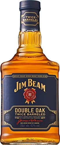 Jim Beam Double Oak - Twice Barreled Bourbon ...