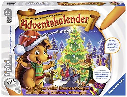 Ravensburger tiptoi 00758 - Adventskalender -...