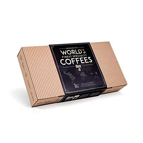 Kaffee Geschenk-Set, Coffeebrewer 10er-Sortim...