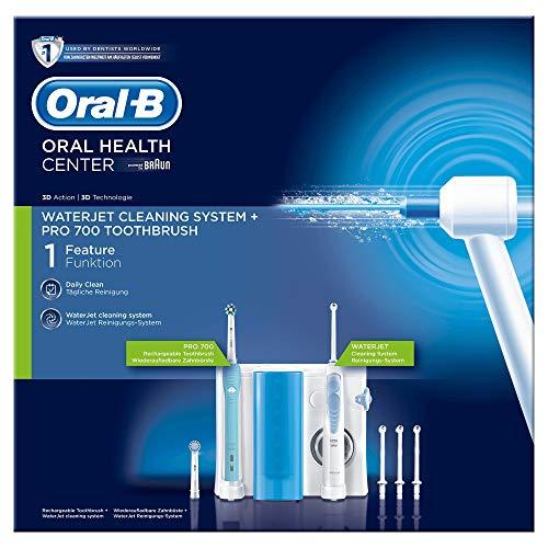 Oral-B Mundpflegecenter PRO 700 Elektrische Z...