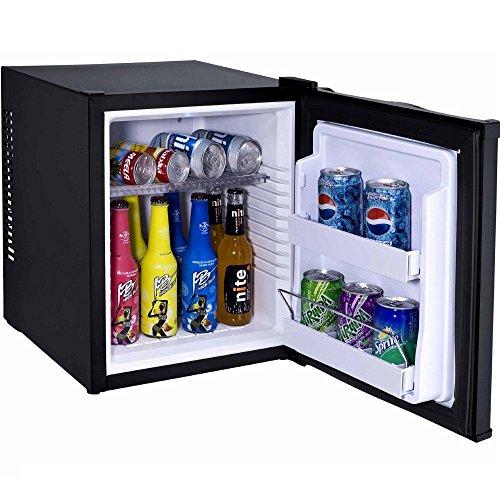 28 L Lautloser Hotelkühlschrank Minibar Mini...