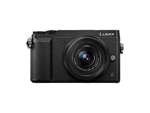 Panasonic LUMIX G DMC-GX80KEGK Systemkamera (...