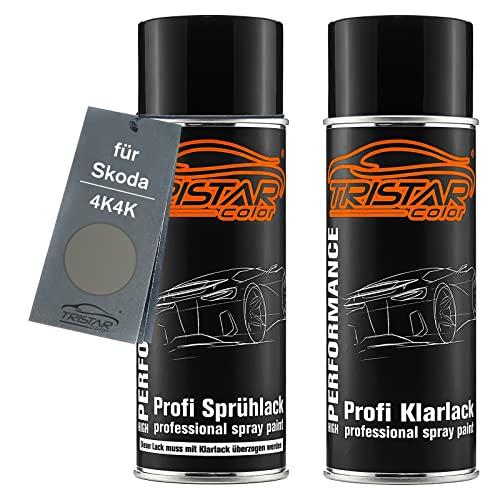 TRISTARcolor Autolack Spraydosen Set für Sko...