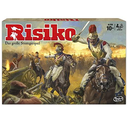 Hasbro - Risiko, DAS Strategiespiel, Brettspi...