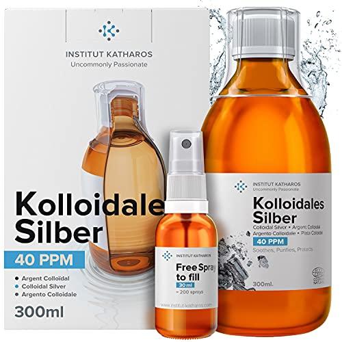 Kolloidales Silber 100{f37ffea5b4168bf724072f...